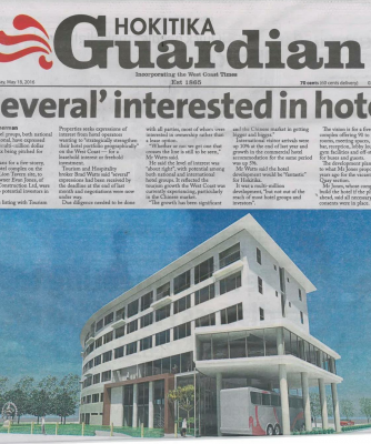 'Several' Interested In Hotel