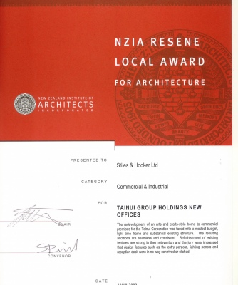 Tainui Group Holdings